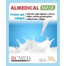 "Almedical Mask  Milk Альгинатная маска ""Молоко"" 30г"