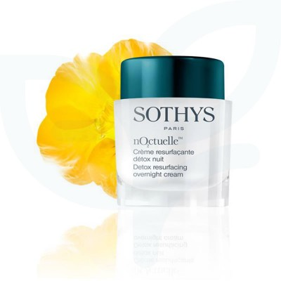 Sothys 184335  Detox Resurfacing Overnight Cream