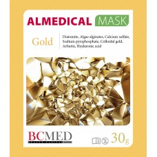 "Almedical Mask Gold 30 g. Альгинатная маска ""Золото"" 30 гр."